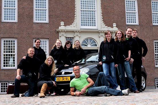 2010 Cabriotour voor KiKa