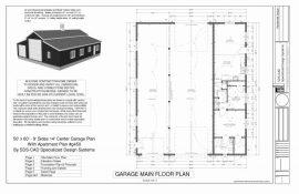 example Barndominium Floor Plans