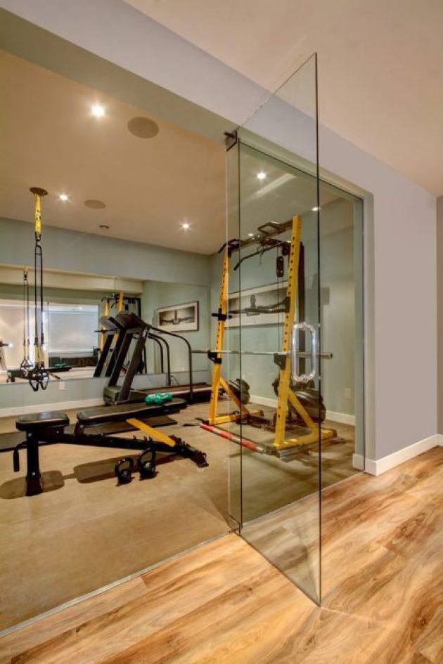 Low Basement Ceiling Ideas - Use mirrors - Cabritonyc.com