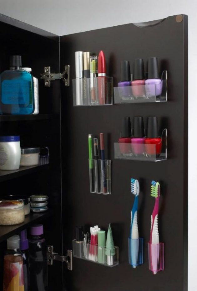 Bathroom Storage Ideas - Simple and Subtle - Cabritonyc.com