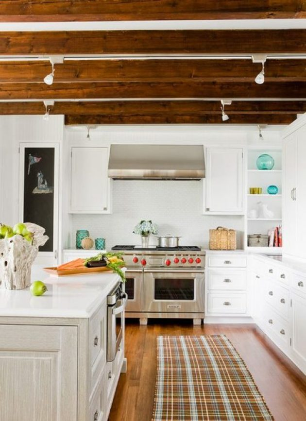Low Basement Ceiling Ideas - Uncover the ceiling's architectural skeleton - Cabritonyc.com
