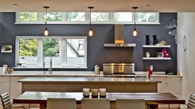 Kitchen Lighting Ideas - Exposed Wires - Cabritonyc.com