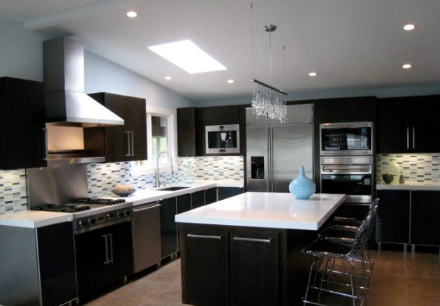 Kitchen Lighting Ideas - Chandelier - Cabritonyc.com