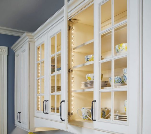 Kitchen Lighting Ideas - Lighting Under Worktop - Cabritonyc.com