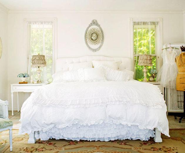 Small Master Bedroom Decor Ideas - Sweet Dreams - Cabritonyc.com