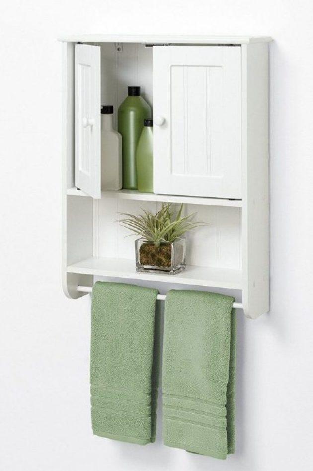 Bathroom Organizing Ideas 5 Classic Wall Cabinet