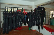 Diving and Snorkeling Equipment