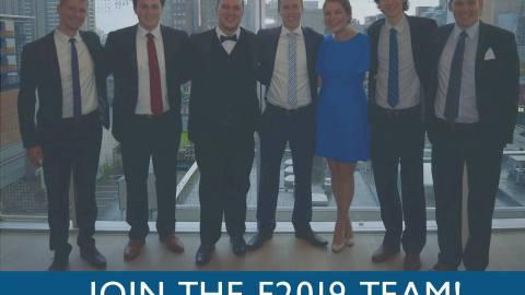 F2019 Executive Recruitment Now Happening