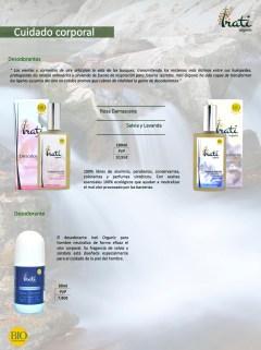 Catálogo productos Irati Organic PVP-05