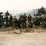 verkenningspeloton 11tkbat mei 1998 te Bosnië