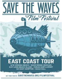 Surf Film Festival in East Hampton