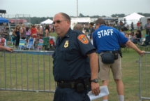 Security at Events