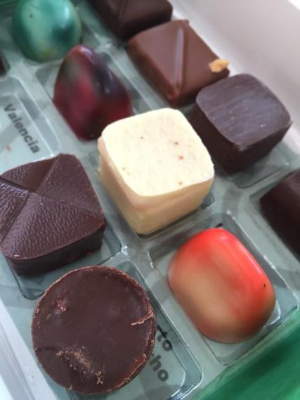 Os deliciosos bombons da Kakao