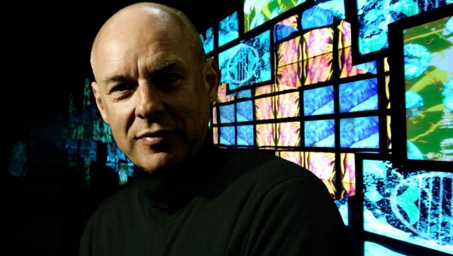 Brian Eno:創作音樂運用了宇宙內最基本的概念—振動|cacao 可口雜誌