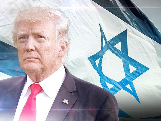 New US Embassy in Jerusalem Will Open in May 2018 to Celebrate Israel's 70th Anniversary