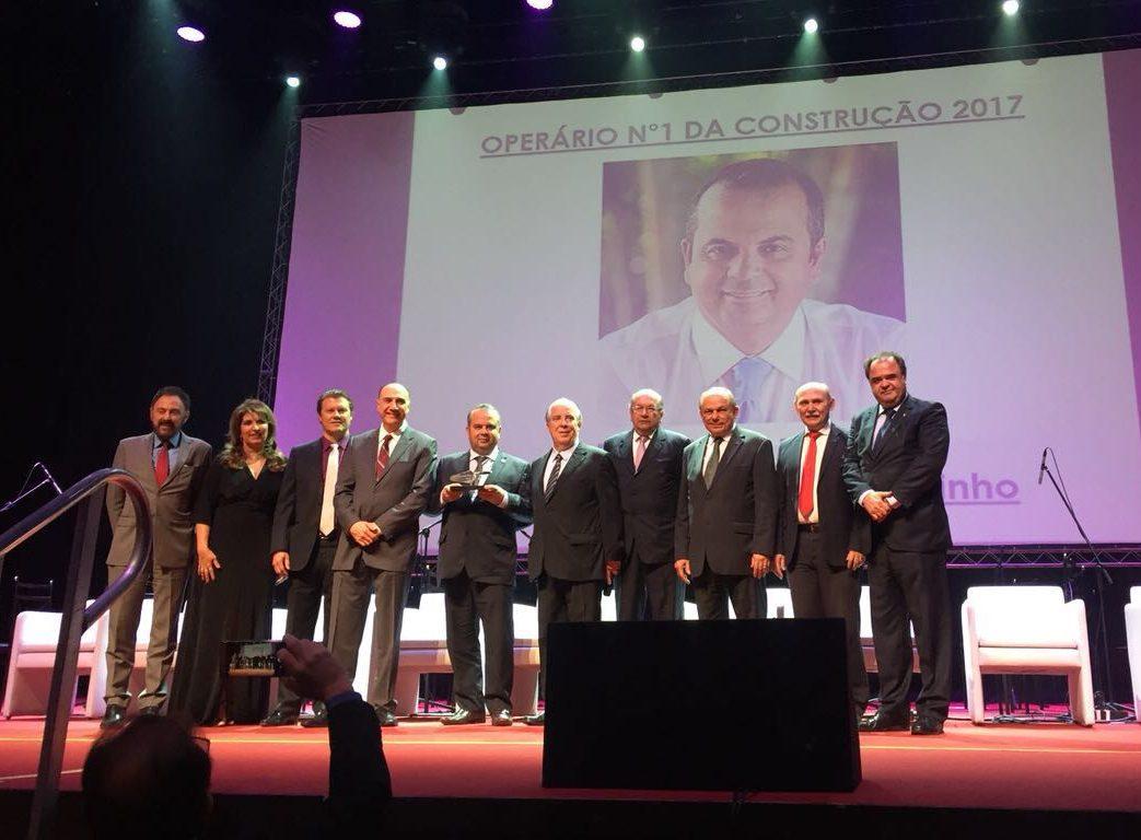 Prêmio Anamaco 2017 homenageia deputado Rogério Marinho