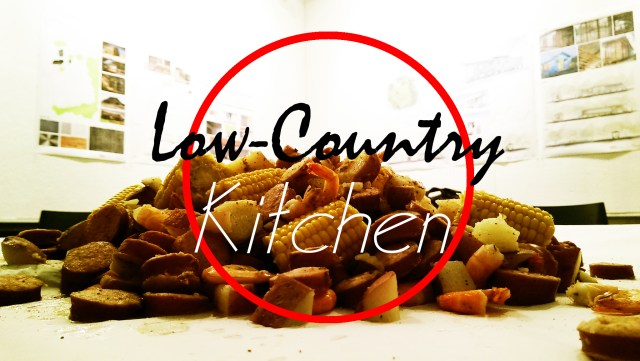 lowcountry kitchen