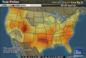 Photo credit: http://www.weather.com/health/pollen/forecast/Charleston+SC+29406