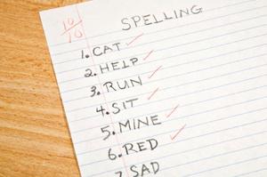 Caught Versus Taught: The Spelling Conundrum