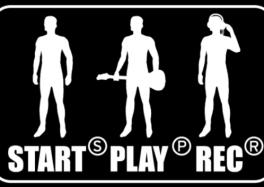 Start Play Rec Domaine Musiques