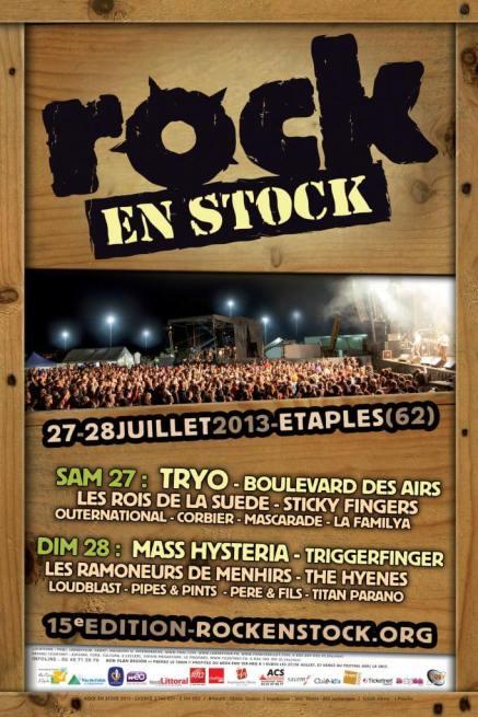 affiche_2013 rock en stock étaples