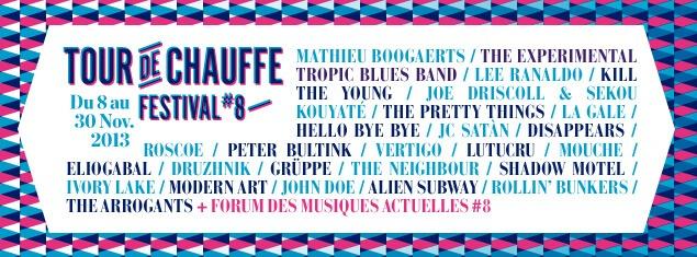 Tour de Chauffe #8 2013