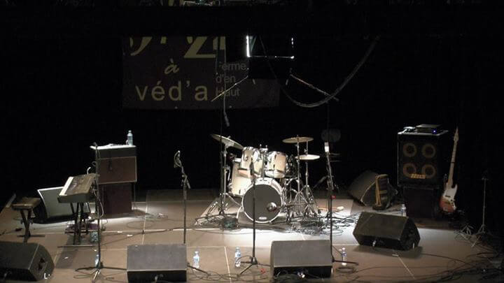 Concert Thomas Grimmonprez Trio Jazz à Véd'a