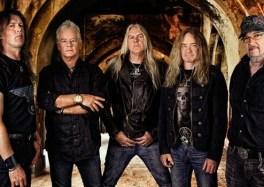 Saxon - Invité spécial Skid Row tournée anniversaire warrior lille
