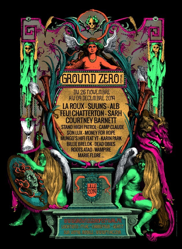 Ground Zero Festival 2014 Lille