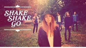 Shake Shake Go England Skies video
