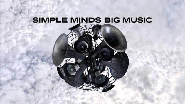simple minds big music tour concert