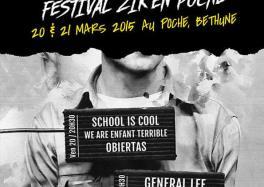 Festival Zik en Poche 2015 à Béthune ça c'est culte