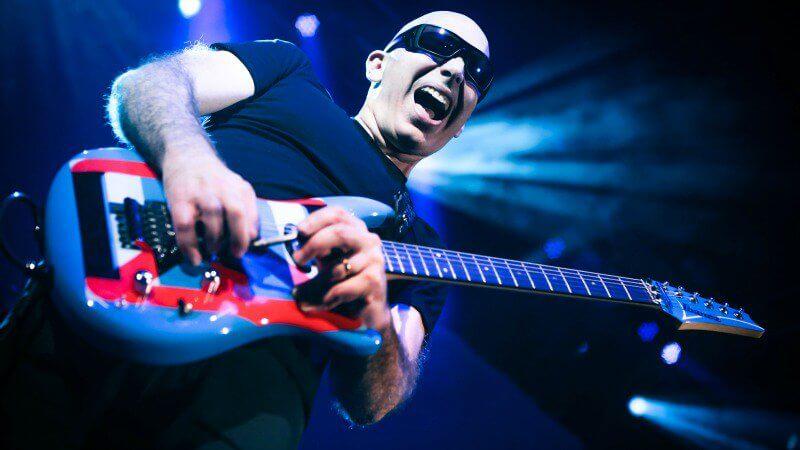 Joe Satriani au Théâtre Sébastopol Lille cacestculte