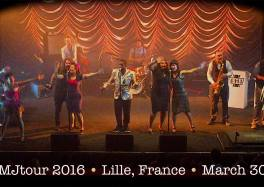 Scott Bradlee's Postmodern Jukebox Lille