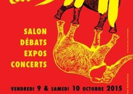 La Jimi 2015 à Ivry-sur-Seine du 9 et 10 octobre 2015