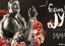 Jyva'Zik 2015 Festival Faîtes un bon dans le temps
