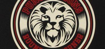 Pungle Lions round the corner cacestculte