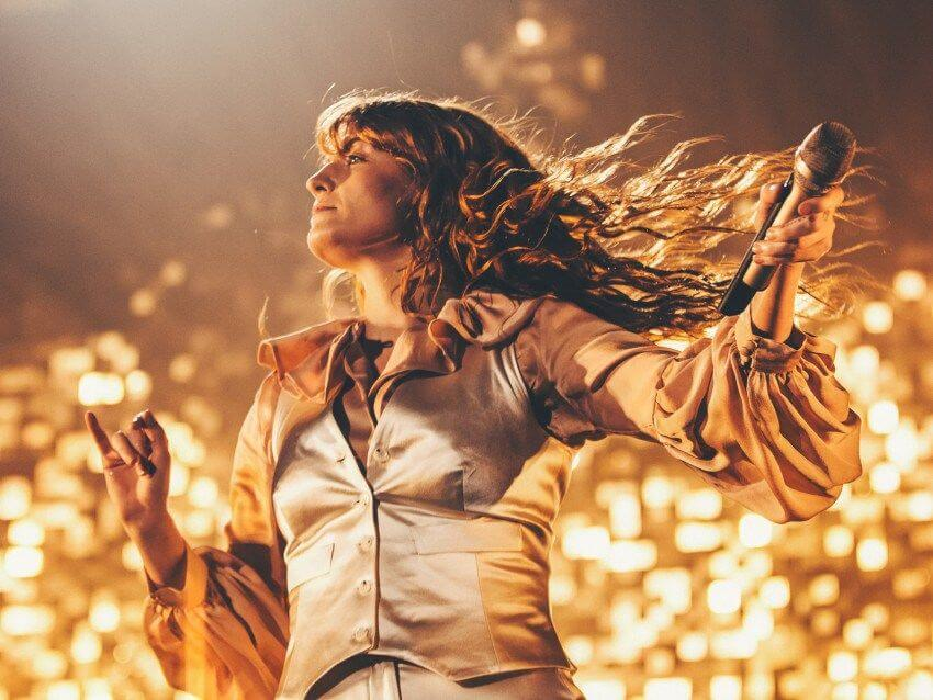 Florence and the Machine à Rock Werchter 2016