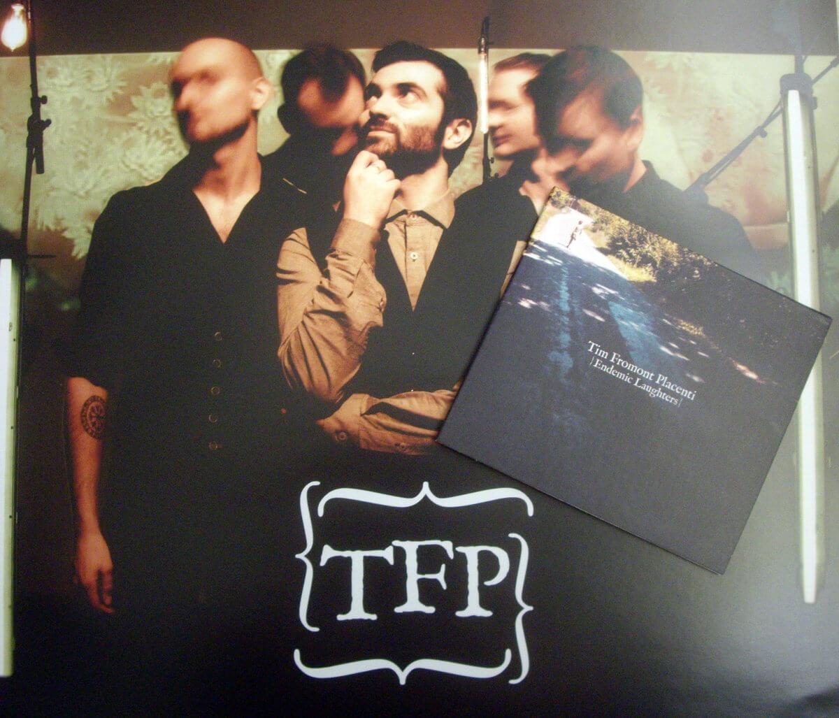 Tim Fromont Placenti nouvel album Endemic Laughters cacestculte