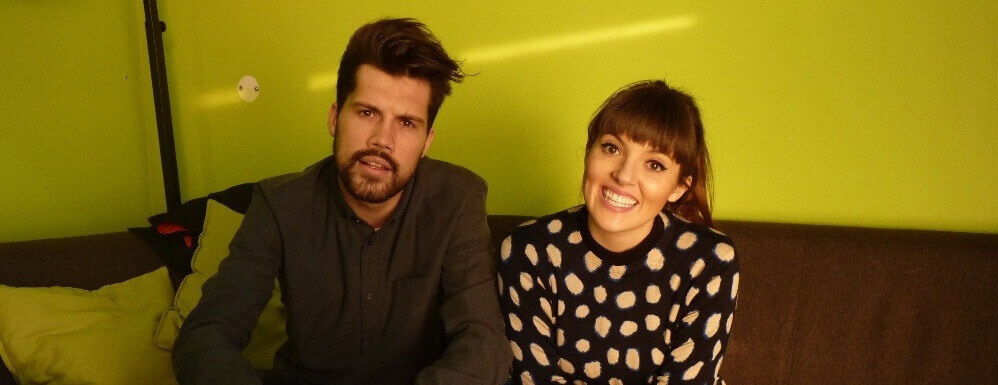Oh Wonder à Lille interview