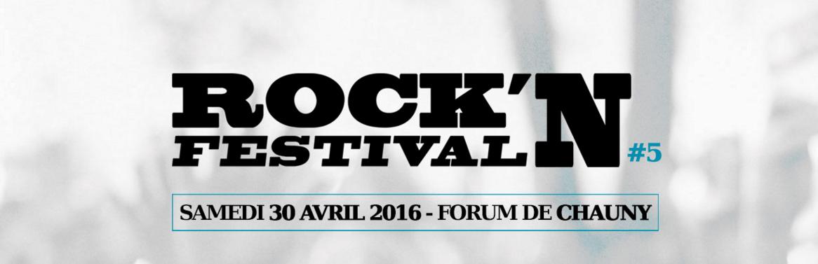 Rock'Aisne rock'n festival aisne chauny
