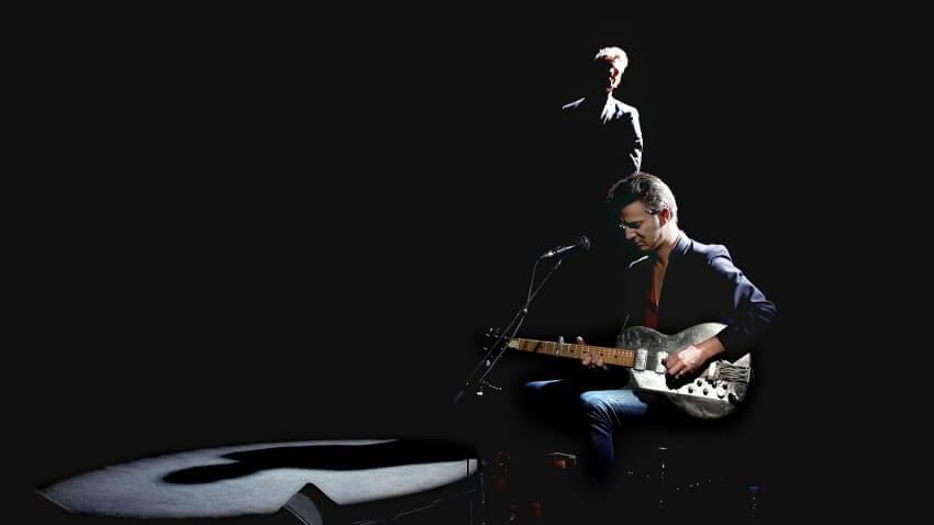 bertrand belin concert theatre arras reportage