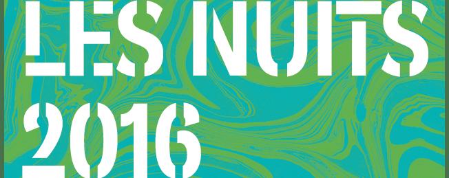 Les Nuits Botanique 2016 festival