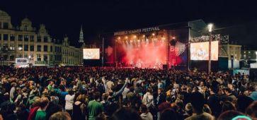 Brussels Summer Festival 2016 © Alexandre Taymans