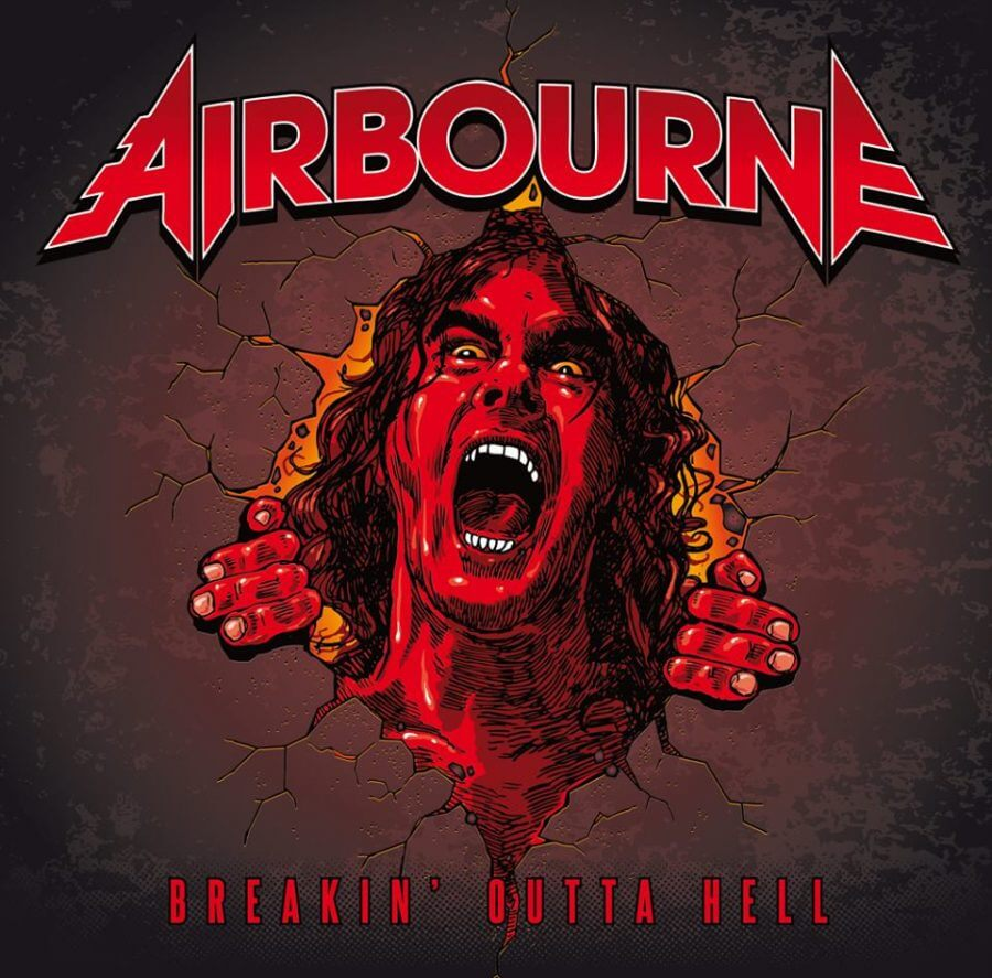 airbourne aeronef lille concert tournee