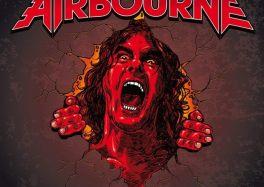 airbourne aeronef lille concert tournee