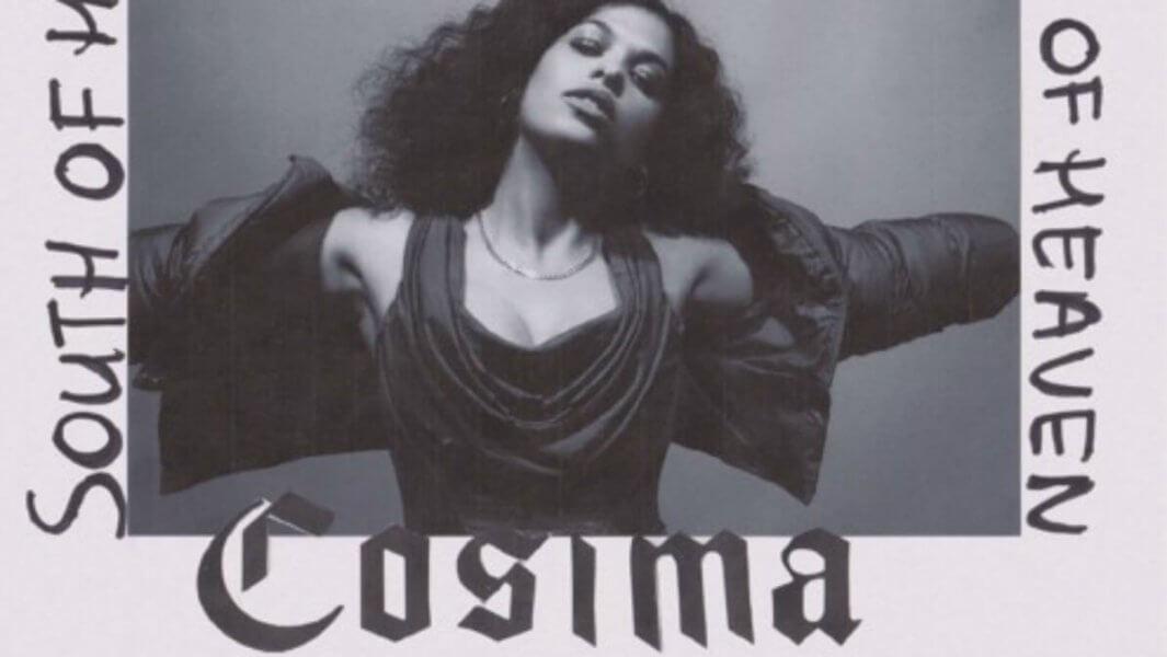 cosima south of heaven album label barclay island records cacestculte