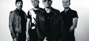 U2 au Stade de France 2017 Noel gallagher