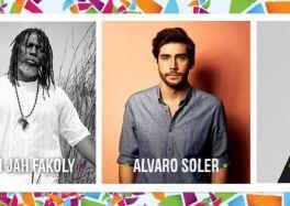TIKEN JAH FAKOLY ALVARO SOLER SLIMANE les Solidarités 2017 festival