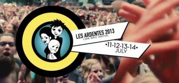 Les Ardentes 2013 à Liège (Belgique) festival les ardentes 2013 hooverphonic